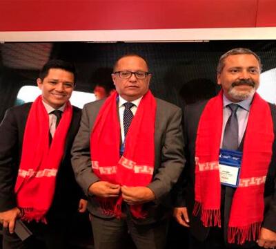 ANDDES FUE PARTE DE LA DELEGACIÓN PERUANA – PDAC 2017