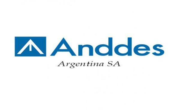 CONSTITUCIÓN DE LA EMPRESA ANDDES ARGENTINA SA